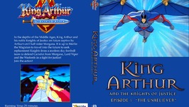 Episode 3 Season 1 King Arthur and the knights of justice - The Unbeliever