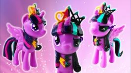 Twivine Sparkle And Twilight Sparkle Split Pony Transformation My Little Pony Custom