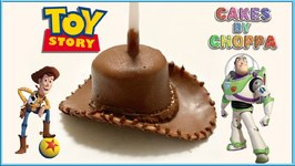 Sheriff Woody Cowboy Hat Treats - Toy Story 4