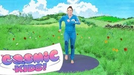 We are Going on a Bear Hunt - A Cosmic Kids Yoga Adventure