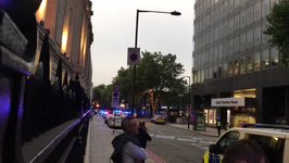Security Alert Prompts Evacuation of London's Euston Station