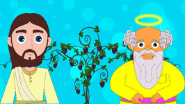 Episode-38-The Vine and the Branches- Bible Stories for Kids