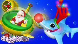 Baby Shark Christmas Song