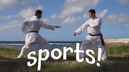 Sports! Learn Different Names of Sports for Kids