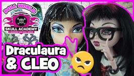 Monster High Doll Series Skull Academy S01 Ep04