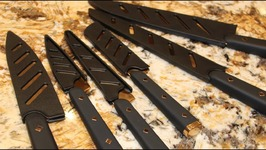 Unboxing / Copper Ware And Copper Tomodachi Knives