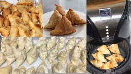 Bulk Samosa Making With Ease - Air Fryer Baked