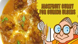 Young Jackfruit Curry for Curing Stomach Ulcers