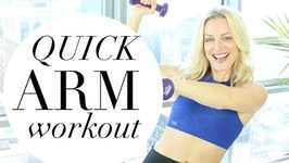 Quick Arm Workout  Best Arm Workout For Women
