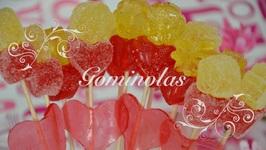 Gominolas Caseras En Thermomix / Gominolas Thermomix / Recetas Thermomix / Thermomix Recetas