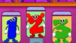 Number Song For Children - Nursery Rhymes For Kids