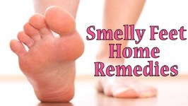 Smelly Feet Natural Home Remedies - How to Get Rid of Stinky Feet And Foot Odor - Foot Care Tips