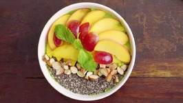 Mixed Fruits Smoothie - Breakfast Bowl - Healthy And Quick Recipes