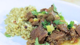 Ras El Hanout Beef Stew - Rule Of Yum Recipe