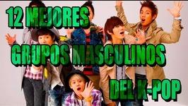 top 12 kpop boy bands  Los 12 Más