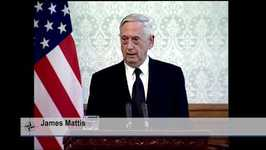 Despite Rocket Attack on Kabul Airport, Mattis Holds Briefing With NATO, Karzai