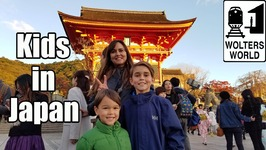 Visit Japan - Advice for Traveling with Children in Japan