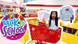 Back To School Shopping Haul 2018 -Target Justice And Walmart