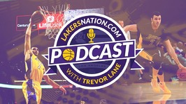 Larry Nance Jr Joins Us On The Lakers Podcast Starting, D'Angelo Russell, Dunk Contest And More