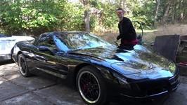 Jimbo Upgraded His Obnoxious C4 To A Nice C5 Corvette