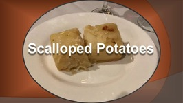 Scalloped Potatoes-Betty Goes On Location