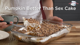 Pumpkin Better than Sex Cake