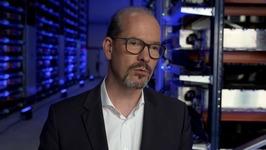 Launch of BMW Battery Storage Farm, Leipzig - Interview Joachim Kolling