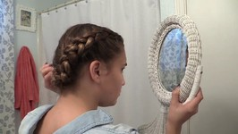 Easy How To Braid