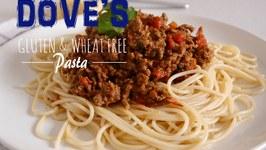 Doves Farm Gluten And Wheat Free Spaghetti Review