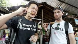 THAI FOOD TOUR of Bang Nam Pheung with MARK WIENS - Bangkok, Thailand