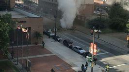 Underground Steam Explosion Injures Several in Baltimore