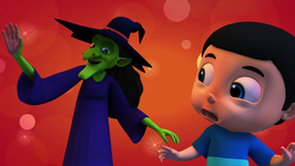 Old Witch Marly- Halloween Songs for Children and Kids