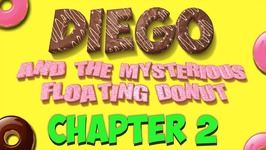 (Chapter 2) K And 1 Math Story - Diego And The Mysterious Floating Donut