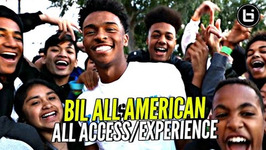 Ballislife All American - All Access And Experience Video - Jaylen Hands, Collin Sexton And More