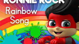 Learn Colours of the Rainbow with Ronnie Rock