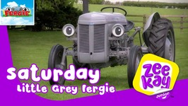 Saturday With Fergie - Little Grey Fergie