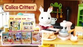 Calico Critters Doll House Home Furniture Upgrade