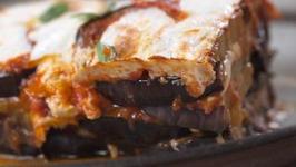 Italian-Style Eggplant Parmesan
