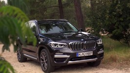The new BMW X3 xDrive 30d Exterior Design