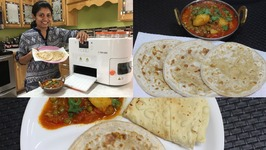 My Diwali Gift Rotimatic - A Roti Making Robot