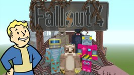 Minecraft Xbox - Hide And Seek - Fallout 4