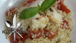 Kirks Lobster Risotto