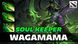 WAGA Terrorblade SOUL KEEPER x2 Ethereal Blade Dota 2