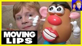 Toy Story 5 Mr Potato Head Moving Lips Singing Talking Toy 4 - Forky Woody Hasbro Unboxing Review