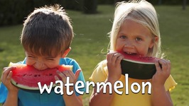 Summertime Foods - Learn the Names of Summer Food for Kids