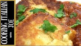 Fried Mashed Potato Patties Cakes