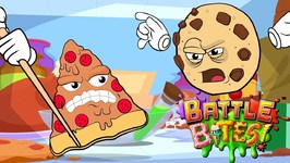 The Flavor Fiasco - Kids Cartoon - Battle Bites Show
