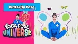 Butterfly Pose - Yoga Pose Universe