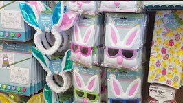 Live At Dollar Tree  Easter Stuff