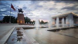 The World's Coolest Unknown City - Bishkek Travel Vlog